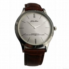 Men's Watch, Stainless Steel Case and Bracelet, SMT-1012