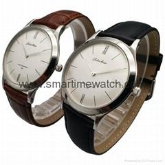 Men's Watch, Stainless Steel Case and Bracelet, SMT-1012