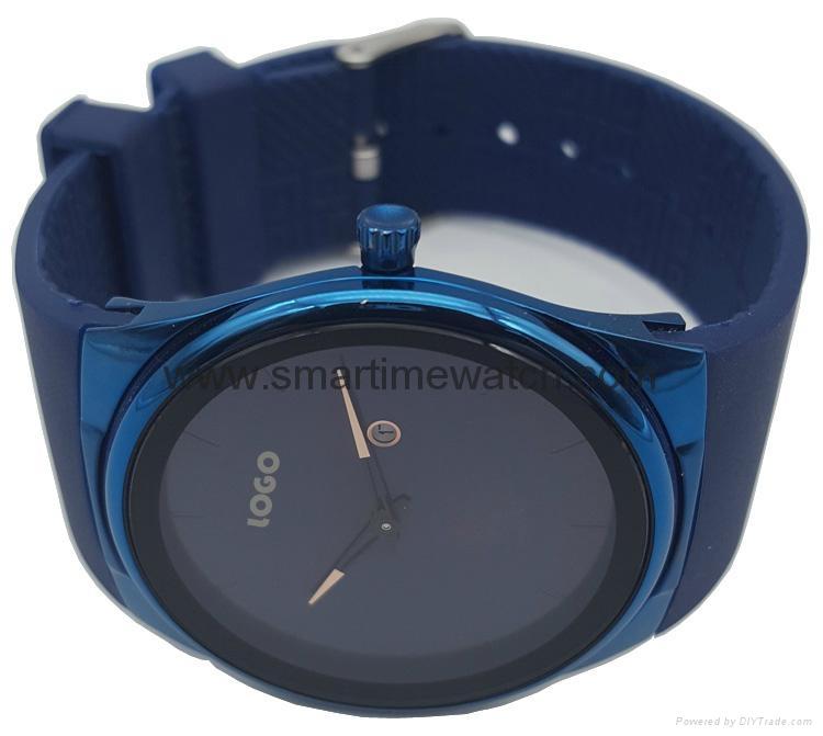 Alloy Luxury Ultra Thin Fashion Watch,  SMT-5505 4