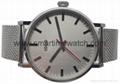 Alloy Luxury Ultra Thin Fashion Watch,  SMT-5505