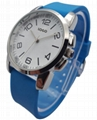 Alloy Fashion 3 hands Lady Watch SMT-1508 2