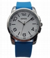 Alloy Fashion 3 hands Lady Watch