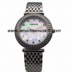 Men's Watch, Stainless Steel Case and Bracelet,SMT-1014