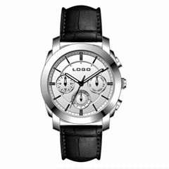 Alloy Luxury Chronograph Watch SMT-1529