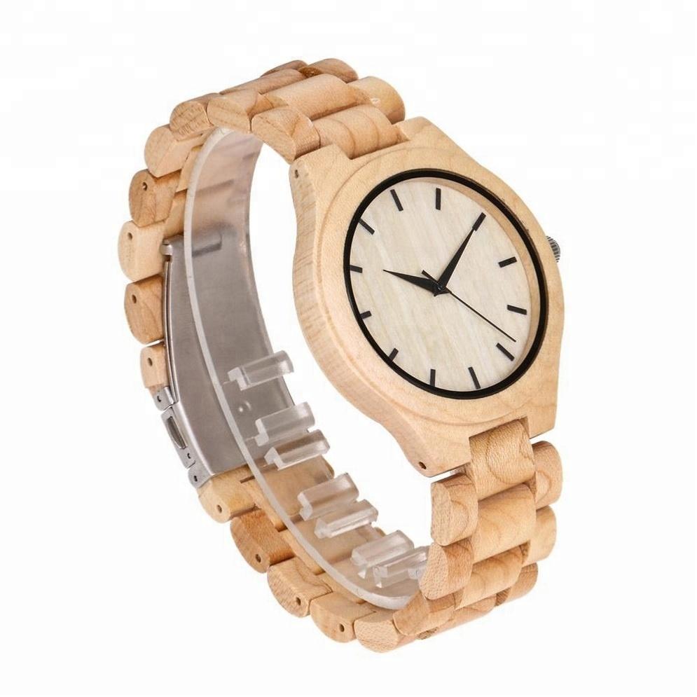 Wooden Watch SMT-8029 2