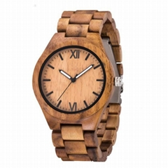 Wooden Watch  SMT-8029 (Hot Product - 1*)