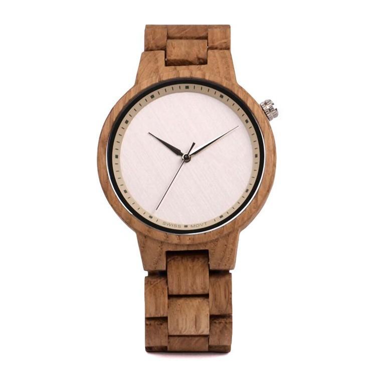 Wooden Watch  SMT-8000 1