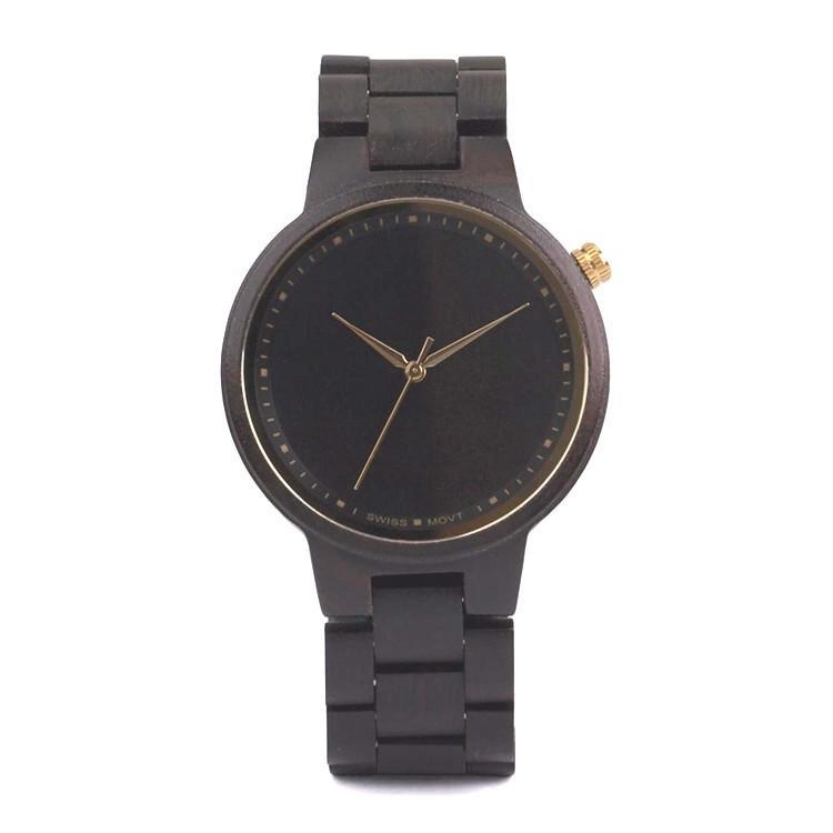 Wooden Watch  SMT-8000 5