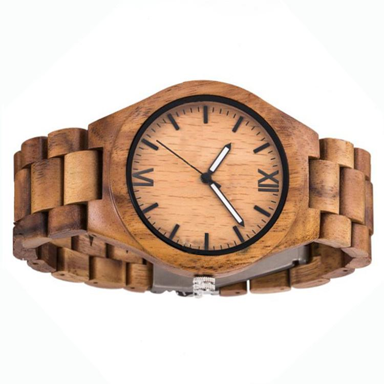 Wooden Watch  SMT-8029 4
