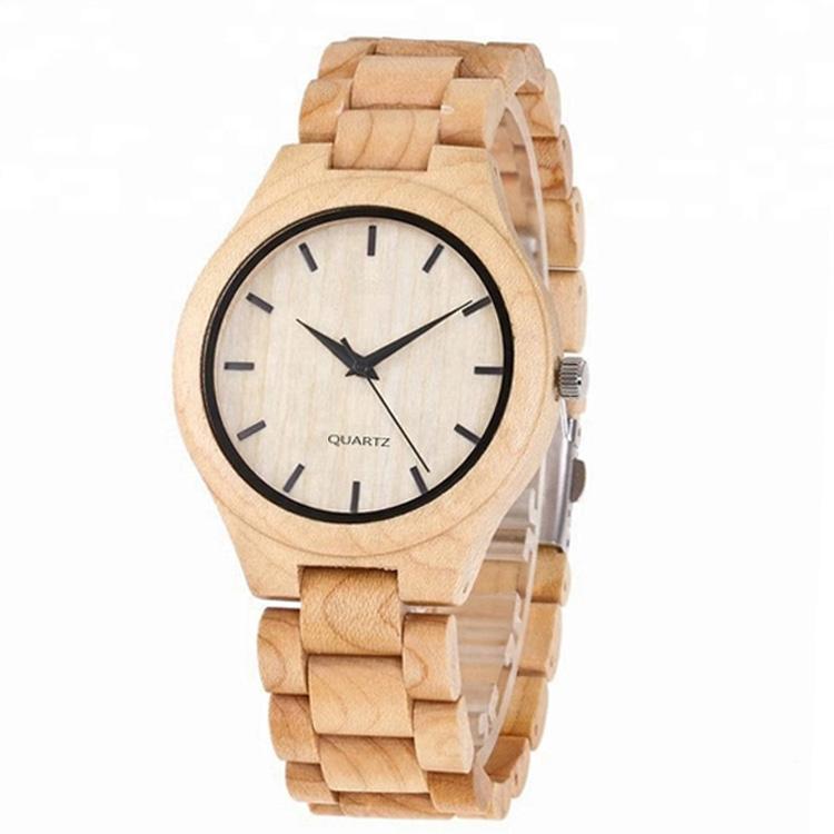 Wooden Watch SMT-8029 1