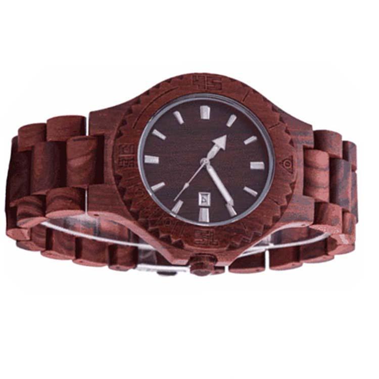 Wooden  Watch SMT-8028 5