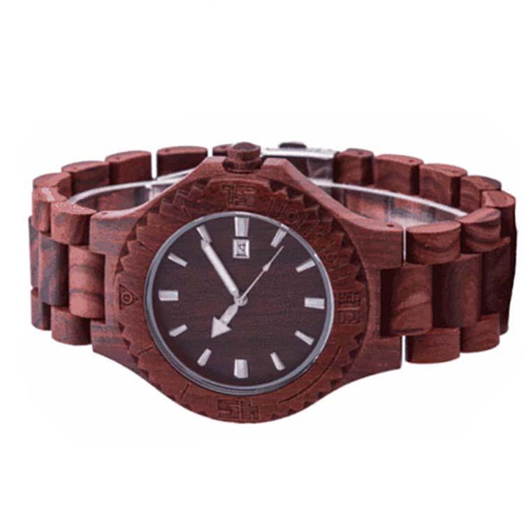 Wooden  Watch SMT-8028 4