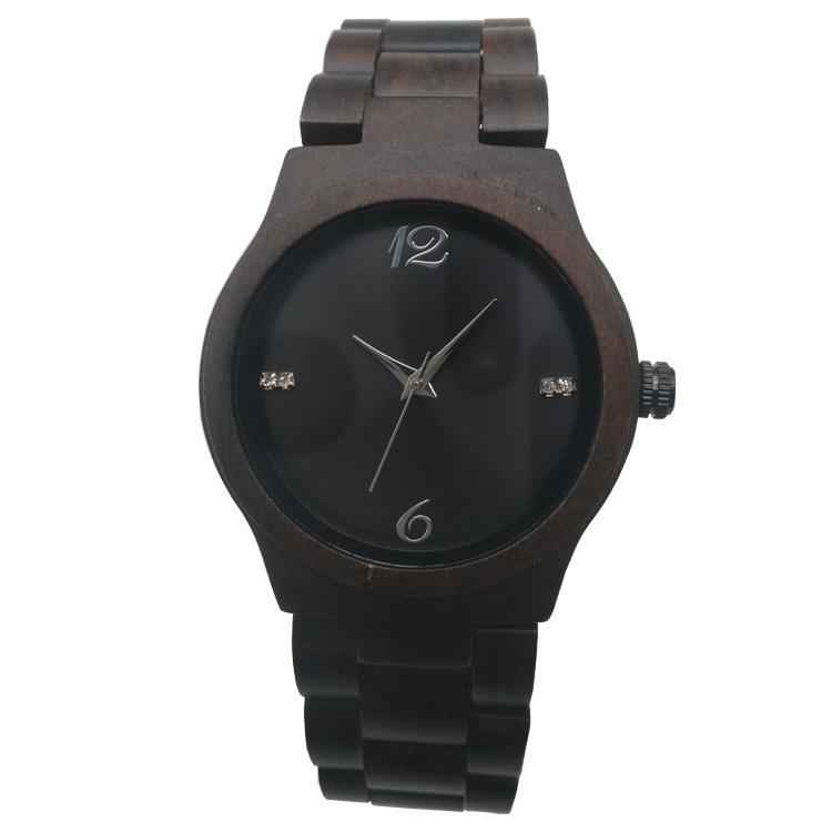 Wooden  Watch SMT-8031 1
