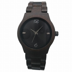 Wooden  Watch SMT-8031 (Hot Product - 1*)