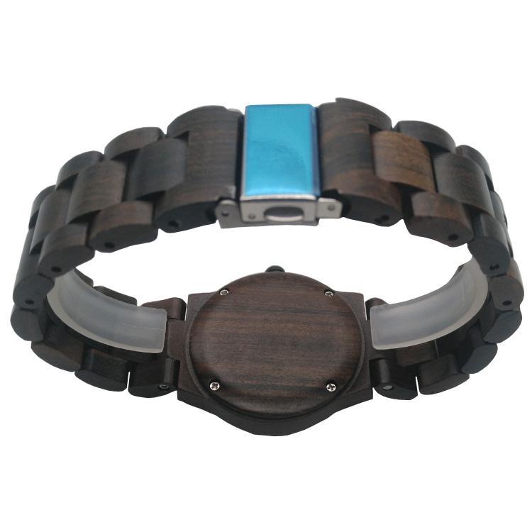Wooden  Watch SMT-8031 5
