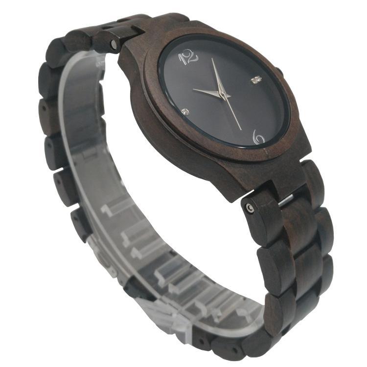 Wooden  Watch SMT-8031 2