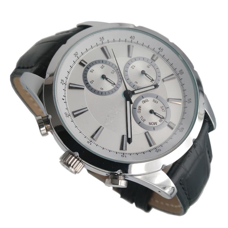 Alloy Luxury Chronograph Watch SMT-1538 4