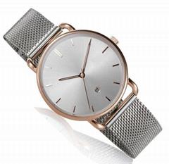 Men's Watch, Stainless Steel Case and Bracelet, SMT-1021
