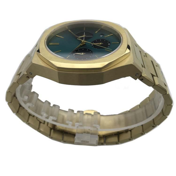 Stainless Steel Watch with Calendar SMT-1023 6