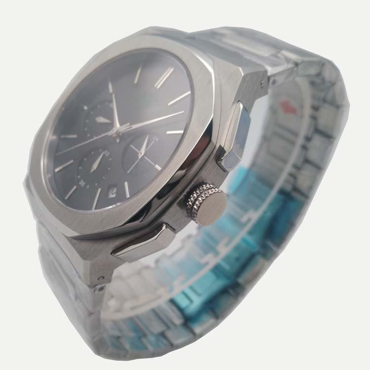 Stainless Steel Watch with Calendar SMT-1023 4