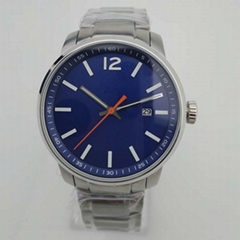 Stainless Steel Watch with Calendar SMT-1024