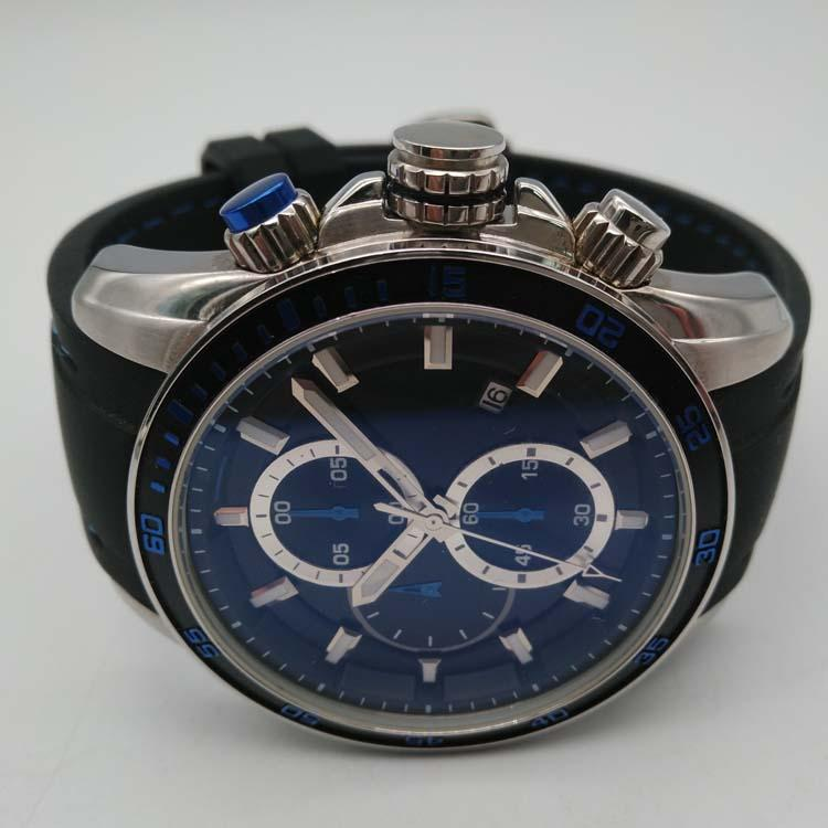 Stainless Steel Watch with Calendar SMT-1025 6