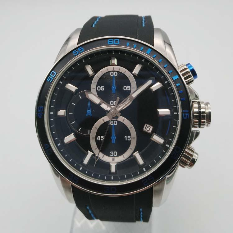 Stainless Steel Watch with Calendar SMT-1025 1