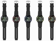 Analog Digital Watch  SMT-2014