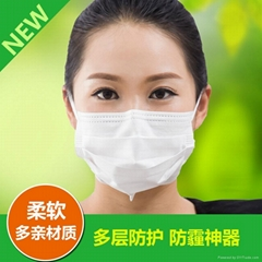 factory oem 3ply non woven surgical face mask