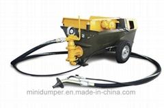 Professional Automatic Mortar Plastering Machine