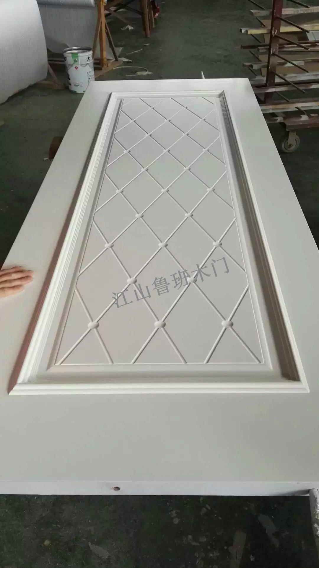 江山魯班室內免漆套裝門 1