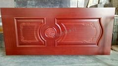 江山魯班多層板烤漆門