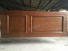 江山鲁班室内生态烤漆门