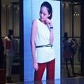 Trasnsparent led display--indoor
