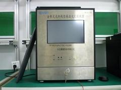 厂家直销分布式光纤线型感温火灾探测器主机 感温光纤