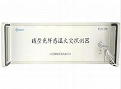 廠家直銷分布式光纖測溫在線監測系統主機