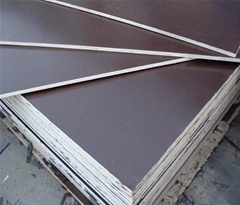 1220*2440mm film faced plywood  for building construction