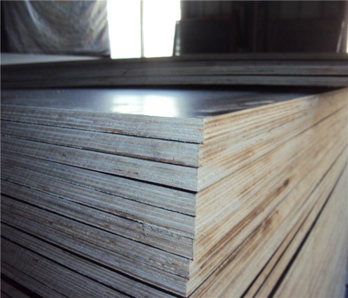 high quality 18mm brown black film faced plywood for construction formwork