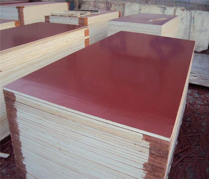 China factory waterproof film faced plywood