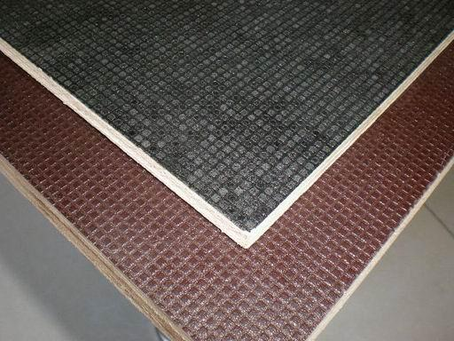 Hot sale 18mm Anti Slip Film Faced Plywood with Poplar Core