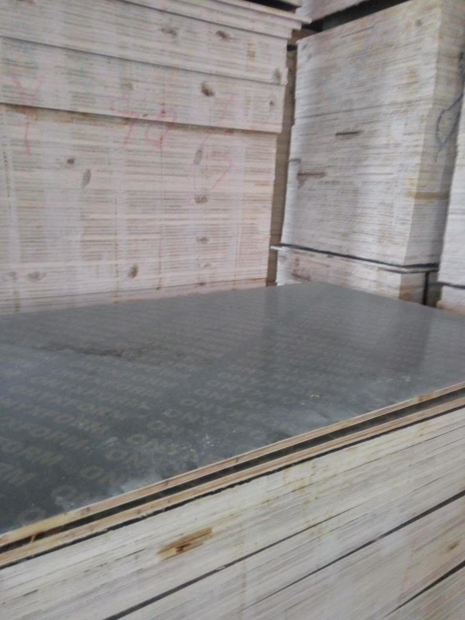 cheaper 1220x2440x18mm Brown China film faced plywood