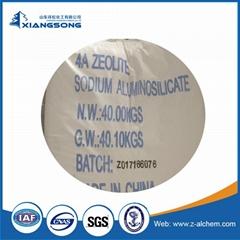 4A Zeolite for Detergent