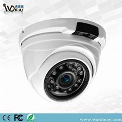 H.265 2.0MP IR Dome Video Security Surveillance HD IP Camera