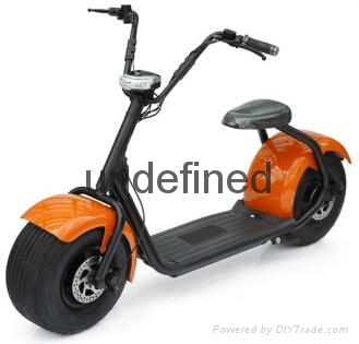 two wheel balancing scooter X1 1