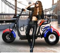 self balance electric mobility scooter X1 2