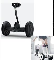 self balance electric segway scooter