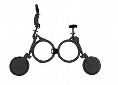 QQ Smart Folding E- scooter