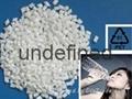Polyethylene Terephthalate Granules / Pet Resin for Water Bottles  3