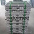 High Purity Aluminum Ingots Aluminum Alloy Ingot A7