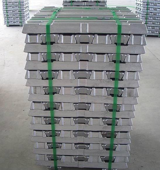 ASTM B29-03 Lead Ingot 99.99% Purity for Cable Sheathing 1